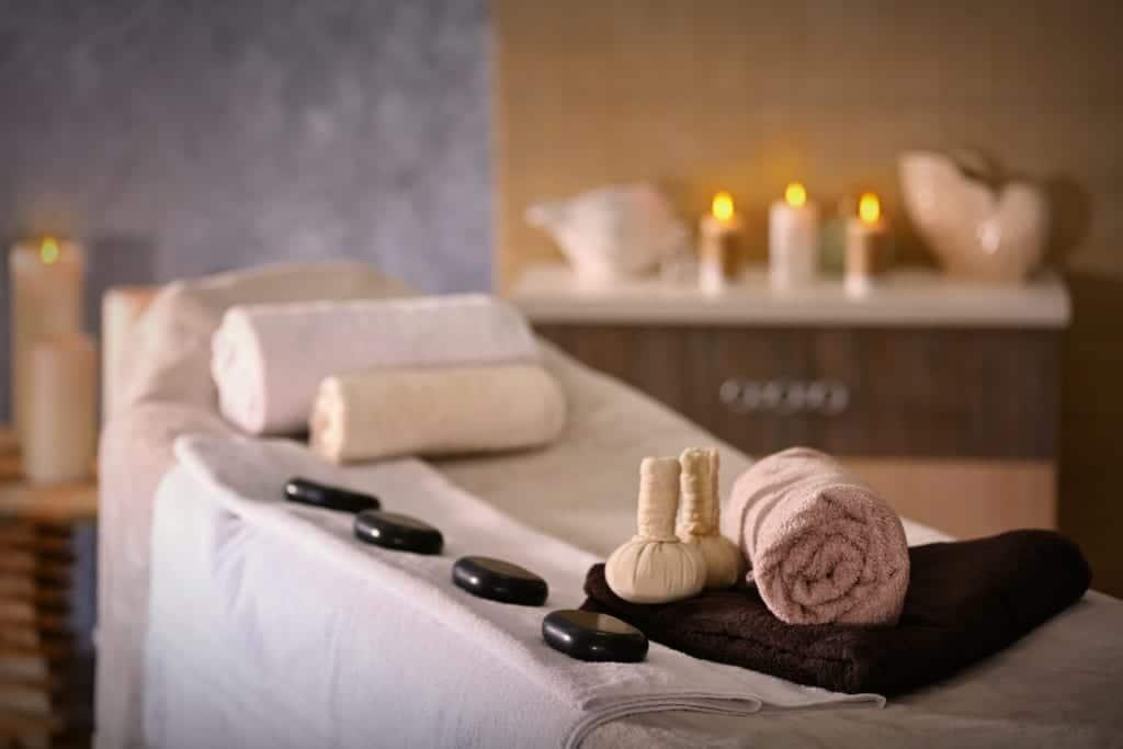 Jamaica villa spa service