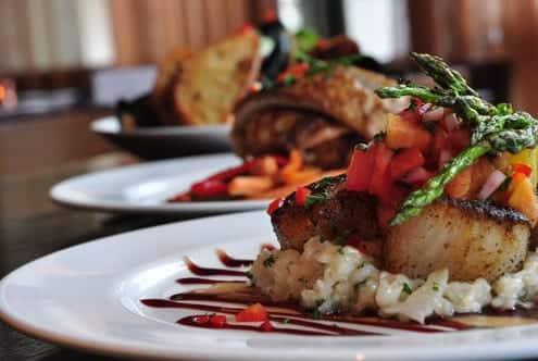 Jamaica villas fine dining
