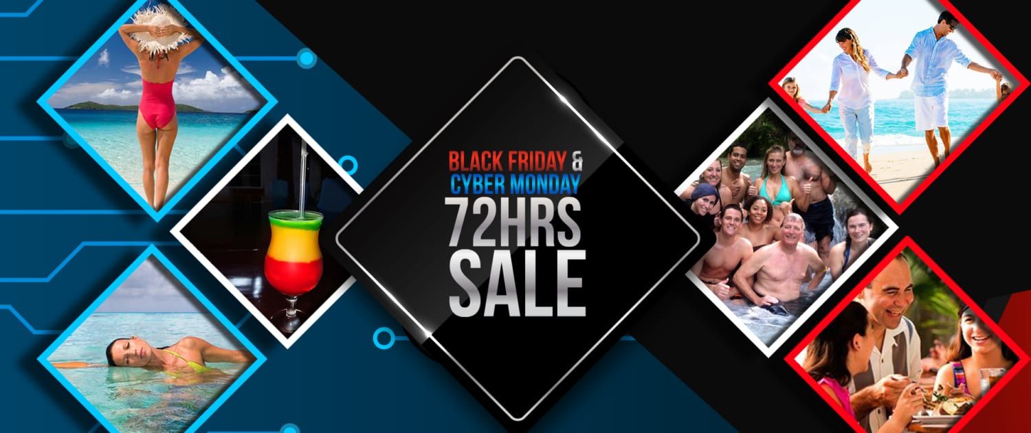 Jamaica villas Black Friday and Cyber Monday sale
