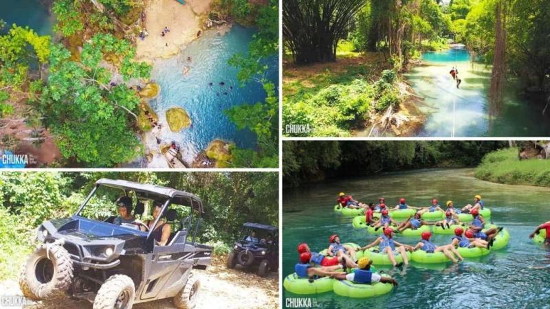 Jamaica vacation adventures