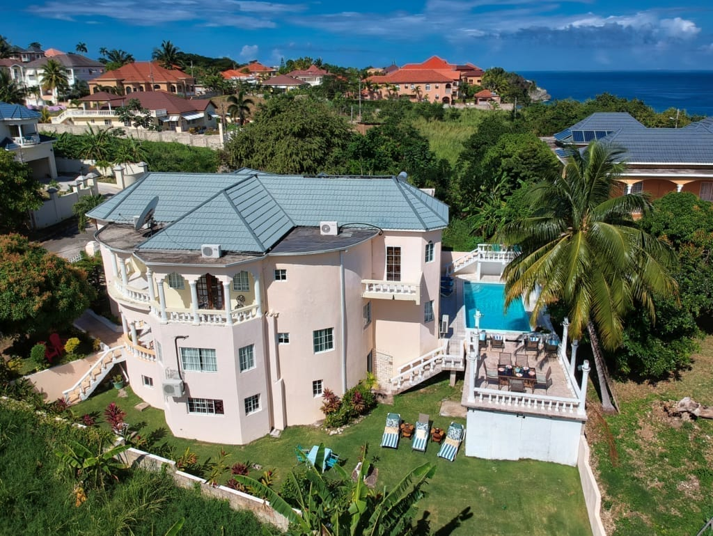 villa in Jamaica Ocho Rios villa