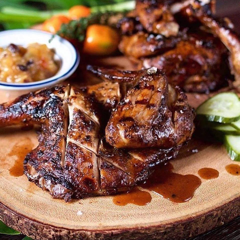 Jamaica Jerk Chicken