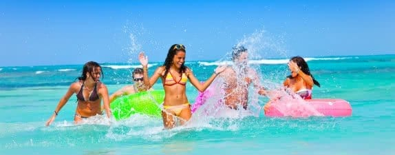 Jamaica villa beach vacation