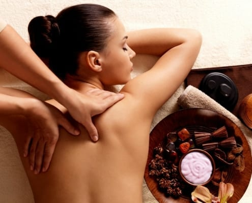 Jamaica villa spa services